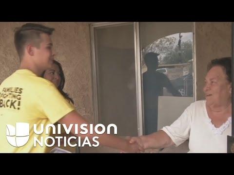 Jóvenes voluntarios de Arizona han logrado registrar a miles de nuevos votantes