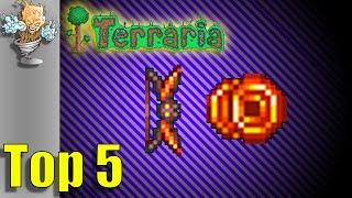 Terraria Top 5 Underworld Items | Terraria 1.3 Underworld