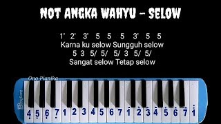 Not Pianika Wahyu - Selow