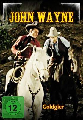 John Wayne Goldgier