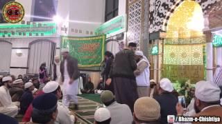 Dr Nisar Marfani Naat | Faizaan e Madina Masjid Peterborough | 1st Jan 2016