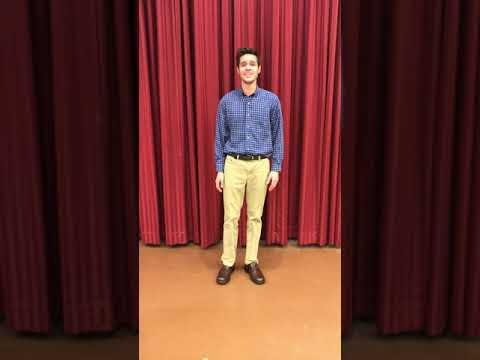 Garrett Gagnon Audition Video: Old Devil Moon