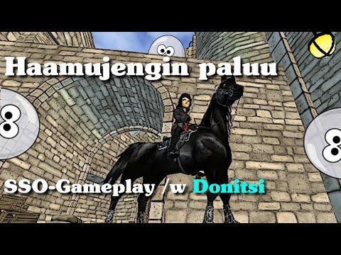 Haamujengin paluu - SSO Gameplay /w Donitsi