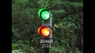 GRS General Railway Signal with LED lights controlled by Arduino