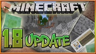 Minecraft 1.8 Update Features 'Full List'