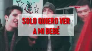 Big Time Rush - All I Want For Christmas Is You || Sub Español