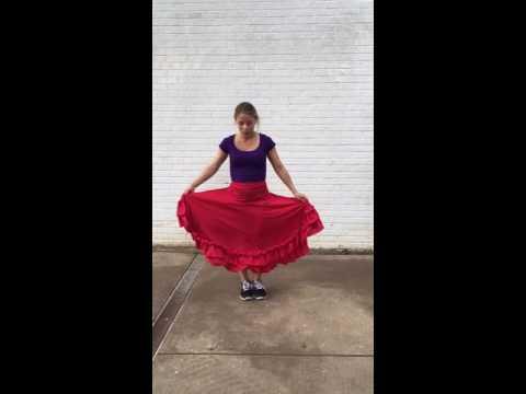 Miss Greenbelt Little Miss Opening Night Dance 2016