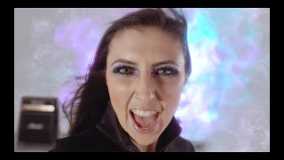 Смотреть клип Unleash The Archers - Abyss