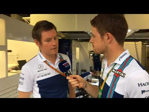 Williams TV: In the Monza paddock with Rob Smedley and Paul di Resta