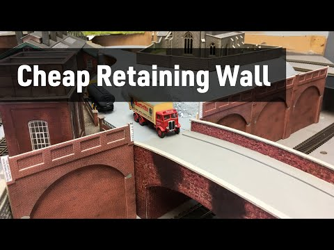 Metcalfe Retaining Walls on a Budget