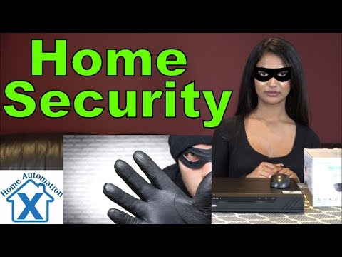 DIY Smart Home Security System