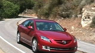 Roadfly.com - 2009 Mazda 6 Review & Test Drive