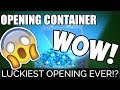 LUCKIEST OPENING EVER!? WOW! | Tanki Online