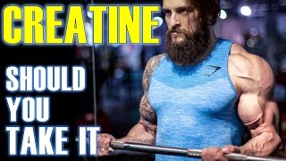 SIMPLE TRUTH: SHOULD YOU TAKE CREATINE & WHICH IS BEST - Side Effects
