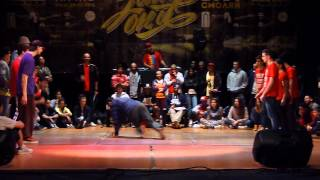 New Hope Crew (Bulgaria) vs. Rhythm Hunters (Belgium), Jam On It 2014