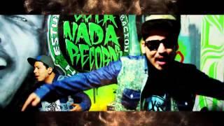 ARTE OCULTO EN LAS CALLES ( WAYO ) - LLEGASTE - DE LA NADA RECORDS PRODUCE!