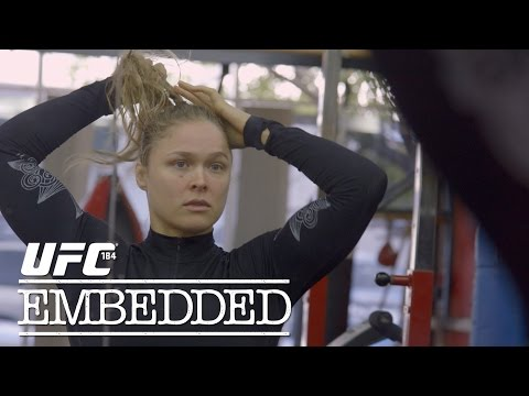 Ufc 184 Embedded: Vlog Series Episode 2