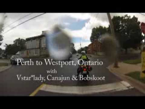 Perth To Westport Ontario