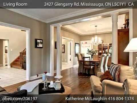 2427 Glengarry Rd. Mississauga ON L5C1Y1