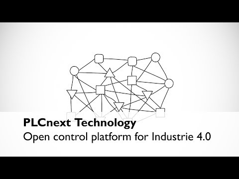 Ready for Industry 4.0 with PLCnext Technology by PHOENIX CONTACT
