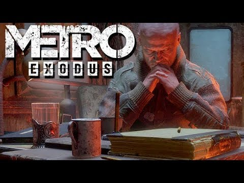 Metro Exodus Gameplay German #20 - Ich habe Sand in den Schu
