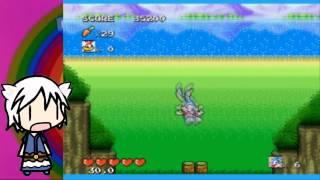 (juegos de la infancia) tiny toon adventure sega genesis por shisoku parte 1
