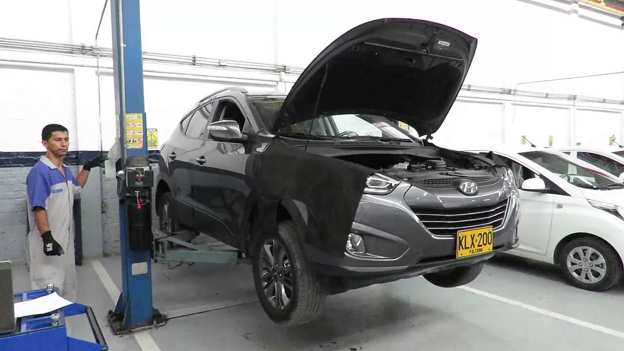 Video Sida Taller Hyundai Neiva - YouTube