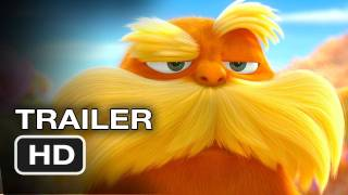 Dr. Seuss' The Lorax (2012) ÖZEL Trailer - HD Film