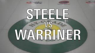 2019 U21 - Steele vs Warriner