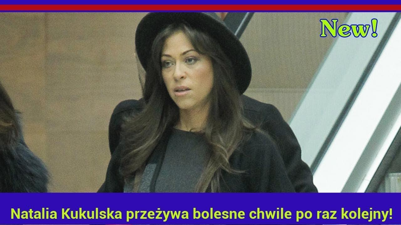 Natalia Kukulska przeżywa bolesne chwile po raz kolejny!