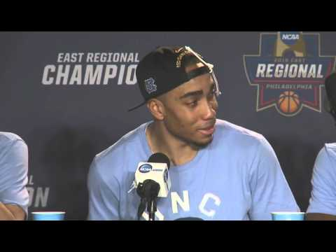 UNC Men's Basketball: Notre Dame Postgame PC - NCAAT