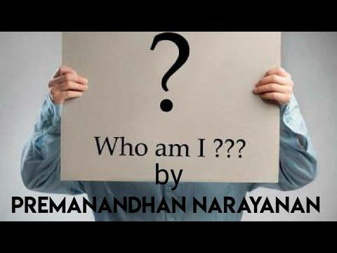 Who am I? - who am I? (Tamil Video) - Raja Yoga Series # 01