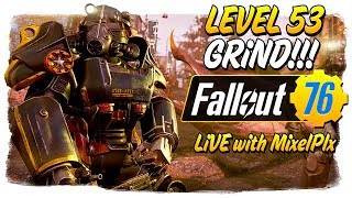 Figuring out this Nuke Crap - Official Launch /w MixelPlx - Fallout 76 LIVE🔴 thumbnail
