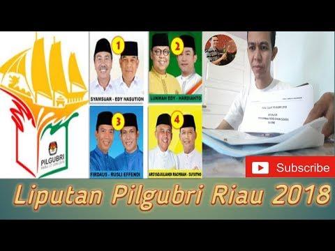 Liputan Khusus Pilkada Riau 2018