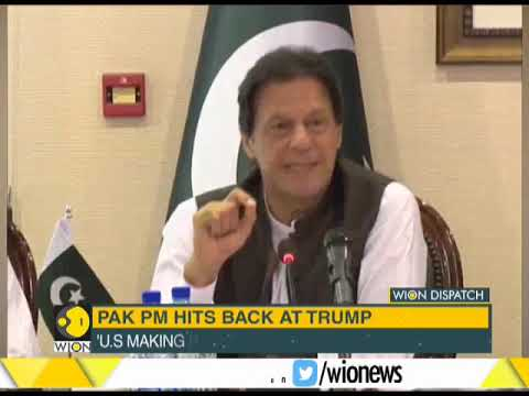 WION Dispatch: Pakistan PM Imran Khan lashes out at Trump on Twitter