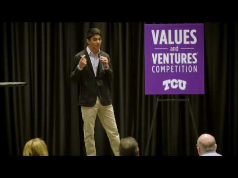 TCU Values and Ventures Competition 2017: University of Chicago, Illinois