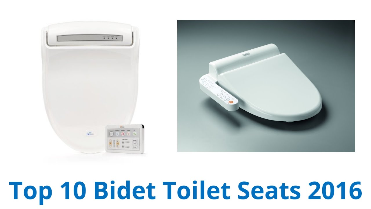 10 Best Bidet Toilet Seats 2016 Youtube