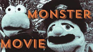 Vic And Friends: Monster Movie!! Puppets and Toys Kids Show