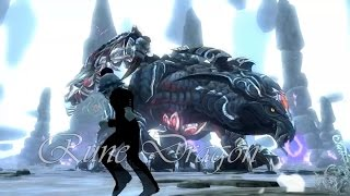 Summon Rune Dragon + BGM  - Dragon Nest INA