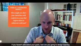 OLE 1 Lesson 1 Public Learning Goals