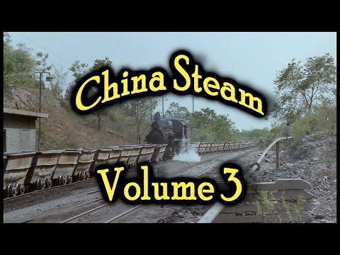 China Steam Volume 3 - The Dahuichang Narrow Gauge Railway