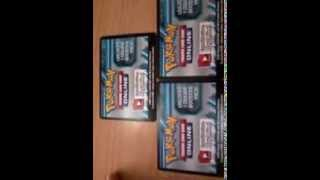 Pokemon online codes cards competition! Thumbnail