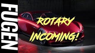 Mazda RX9 Updates - New Rotary Inoming #rx9 #mazda