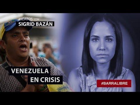La situación política en Venezuela   5 Datos con Sigrid Bazán