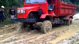 Truck WOLF for Palm Oil (Kelapa Sawit)
