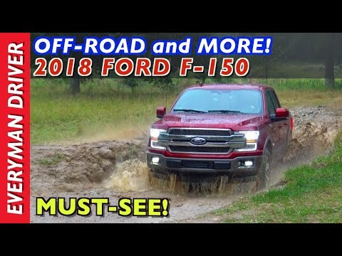 Here's the 2018 Ford F-150 Off-Road on Everyman Driver