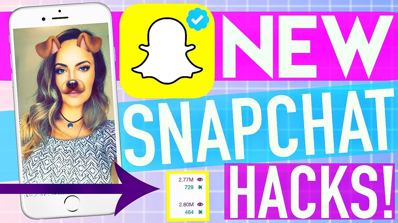 Top 15 Snapchat Hacks You Should Know About – SSML