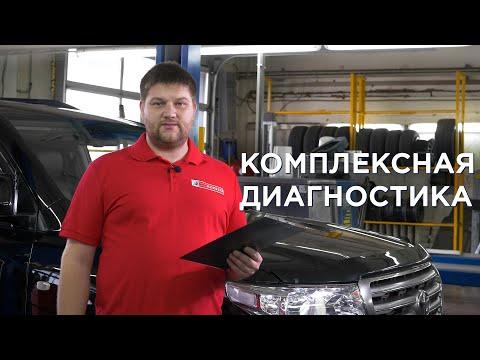 Комплексная диагностика автомобиля | КОЛЕСО.ру