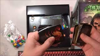 The Reaper  - Presentazione dei componenti (Unboxing)
