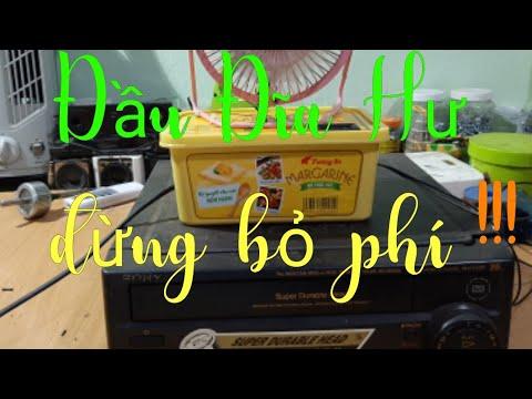 Đầu DVD Ve Chai Lấy Bộ Nguồn Chế Cháo Và Cái Kết Bất Ngờ !!!